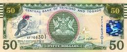 TRINIDAD & TOBAGO 50 DOLLARS 2006 P-50 UNC [ TT228a ] - Trinidad & Tobago
