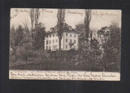 Schweiz AK Triebschen Wagner Haus 1904 - LU Lucerne