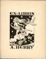 EX-LIBRIS - Nu - Ex-libris