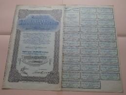 Compagnie INDUSTRIELLE AFRICAINE - N° 39612 Société Congolaise ( Voir Photo Pour Detail )! - Afrique