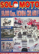17-208. Revista Solo Moto Nº 121 - [3] 1991-Hoy