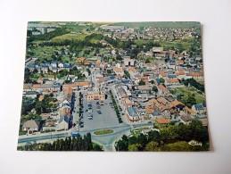 Carte Postale Ancienne : MONTATAIRE : Vue Aérienne - Montataire