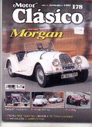 17-214. Revista Motor Clásico Nº 178 - Revistas & Periódicos