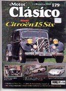 17-216. Revista Motor Clásico Nº 179 - [3] 1991-Hoy