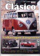 17-219. Revista Motor Clásico Nº 182 - [3] 1991-Hoy