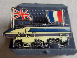 PINS TGV DORE - TGV