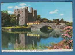 214842 / Bunratty Village, County Clare, - Bunratty Castle - LAKE BRIDGE , Ireland Irlande Irland - Clare
