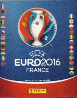 Album Officiel PANINI Autocollants Football UEFA Euro 2016 France - Football