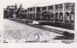 KHARTOUM, Le Grand Hotel, - Sudan