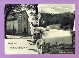 Saluti Da Roccabruna - Cuneo