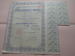Charbonnages, Mines & Usines GOSSOUDARIEFF - BAÏRAK  N° 26103 ( Details Photo ) ! - Mijnen