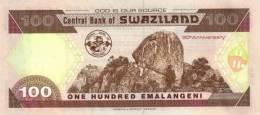 SWAZILAND P. 33 100 E 2004 UNC - Swaziland