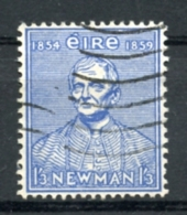 Ireland, Irlande, 1954, 1 Sh 3 Pg, Catholic University, Used, Michel 123 - 1949-... Republic Of Ireland