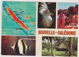 Nouvelle Calédonie,nouméa,archipel D´océanie,océan Pacifique,prés De L´australie Et Nouvelle Zélande,il Y A 50 Ans - Nouvelle-Calédonie