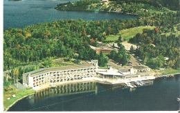 L'Esterel, Quebec  Hotel, Ouvert Toute L'annee, Sur Les Bords Du Lac Dupuis, Ville D'Esterel, Co. Terrebonne, Quebec - Quebec