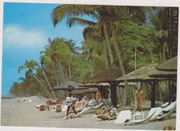 Afrique,ouest,francophone,cote D´ivoire,1964,ASSOUINDE,CLUB DE VACANCES,VALTUR - Côte-d'Ivoire