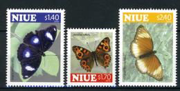 2010 - NIUE  -  Mi.  Nr. 1172/1174 -  NH - ( **) - (K-EA-361368.1) - Niue