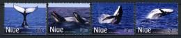 2010 - NIUE  -  Mi.  Nr. 1179/1182 + BL 162 -  NH - ( **) - (K-EA-361368.1) - Niue
