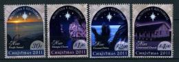 2011 - NIUE  -  Mi.  Nr. 1188/1191 -  NH - ( **) - (K-EA-361368.1) - Niue