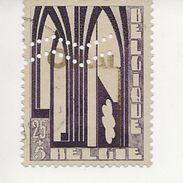 Timbres Première Orval .Perforé Double Ligne .. - Unclassified