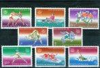 1984 - J.O. D Ete Los Angeles Mi 4058/4065 Et Yv 3515/3522 MNH - Unused Stamps