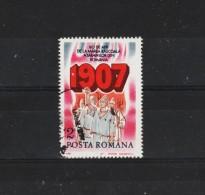1987  - 50 Anniv. Du Soulevement Paysan Mi No 4338 Et Yv 3736 - 1948-.... Repúblicas