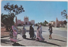 AFRIQUE NORD,ALGERIE,OUARGLA,NORD SAHARA ALGERIEN,HABITANTS