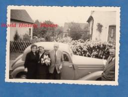 Photo Ancienne - COTTBUS Ou Environs - Famille Devant Une Belle Automobile à Identifier - Kottbus - Cars