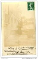 Rare Document  Carte Photo Cirey Sur Vezouze Ste Stenographique La Populaire - Cirey Sur Vezouze