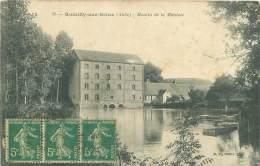 10 - ROMILLY-sur-SEINE - Moulin De La Montoie - Romilly-sur-Seine