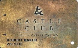 Cliff Castle Casino Campe Verde, AZ - Slot Card - Cliffcastlecasino.net Web Address - Casino Cards