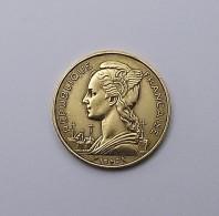 20 Francs 1965 Cotes Françaises Des Somalis   SPL - Colonies