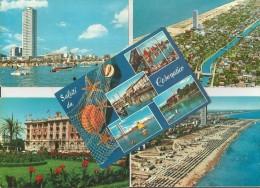 5 CART. CESENATICO - Cartoline