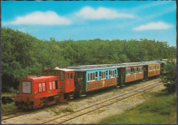 D-26757 Borkum - Nordseebad - Inselbahn In Der Greunen Stee - Railway - Train - Borkum
