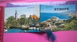 CALENDARIETTO 1967 EUROPE - Formato Grande : 1961-70