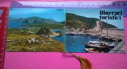 CALENDARIETTO 1977 ITINERARI TURISTICI - Calendari