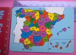 CALENDARIETTO 1989 CENTRO OPTICO CADIZ  LINGUA SPAGNOLA - Formato Grande : 1981-90