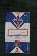 """Paquet De 20 Cigarettes  """" ROYAL SUAVES  """" - CUBA - Empty Cigarettes Boxes"""