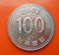 South Korea 100 Won 2002 - Korea, South
