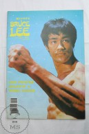 1986 Bruce Lee Spanish Karate Magazine - Nº 8 - Larry Hartsell - 1st Part Of Bruce Lee Biography Inside - Merchandising