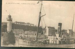 La Sortie Du Port De Palais - Belle Ile En Mer