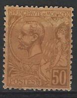 SZ--739-.   N° 18,   *  , Cote 9.00 € , TB,   Liquidation - Monaco