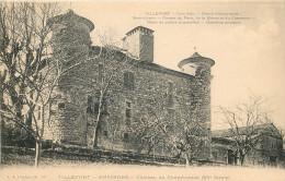 48 - LOZERE - Villefort - Cure D'air - Centre D'excursions - Gorges - Chateaux Antiques - Villefort