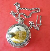 Montre à Gousset Laguiole - Horloge: Zakhorloge