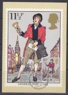 Great Britain 1979 Sir Rowland Hill 1v  Maxicard (30973) - Maximumkaarten
