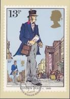 Great Britain 1979 Sir Rowland Hill 1v  Maxicard (30974) - Maximumkaarten