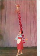 COREE DU NORD- LE CIRQUE DE PYONGYANG - TOURS A LA BOUCHE - Korea, North