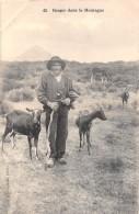 ¤¤  -   42   -  Berger Dans La Montagne   -  Chèvres  -  Petit Métier  -  ¤¤ - Farmers
