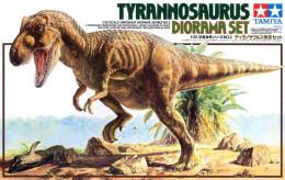 Tyrannosaurus 1/35 (  Tamiya ) - Figurines