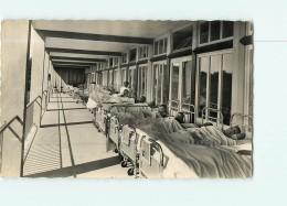 AIGLUN - Clinique Héliothérapique - Cure Solaire - Médical - Soin - 2 Scans - France